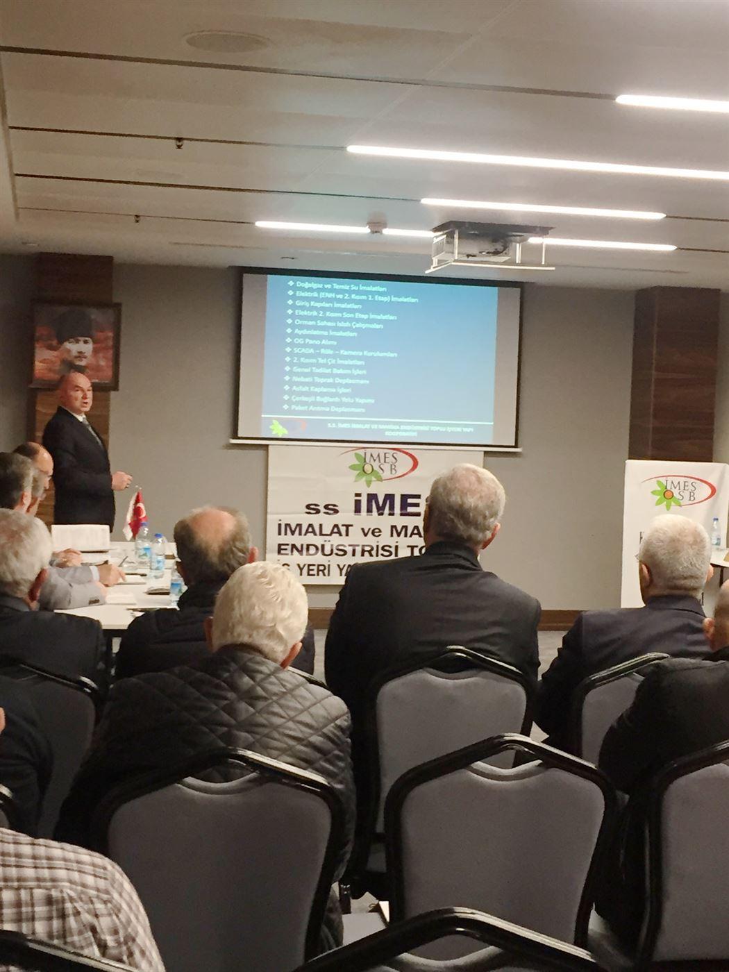 2016 Yılı Olağan Genel Kurul Toplantısı