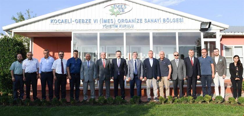 Sayın Valimiz Hüseyin Aksoy Başkanlığında Müteşebbis Heyet Toplantısını Gerçekleştirdik