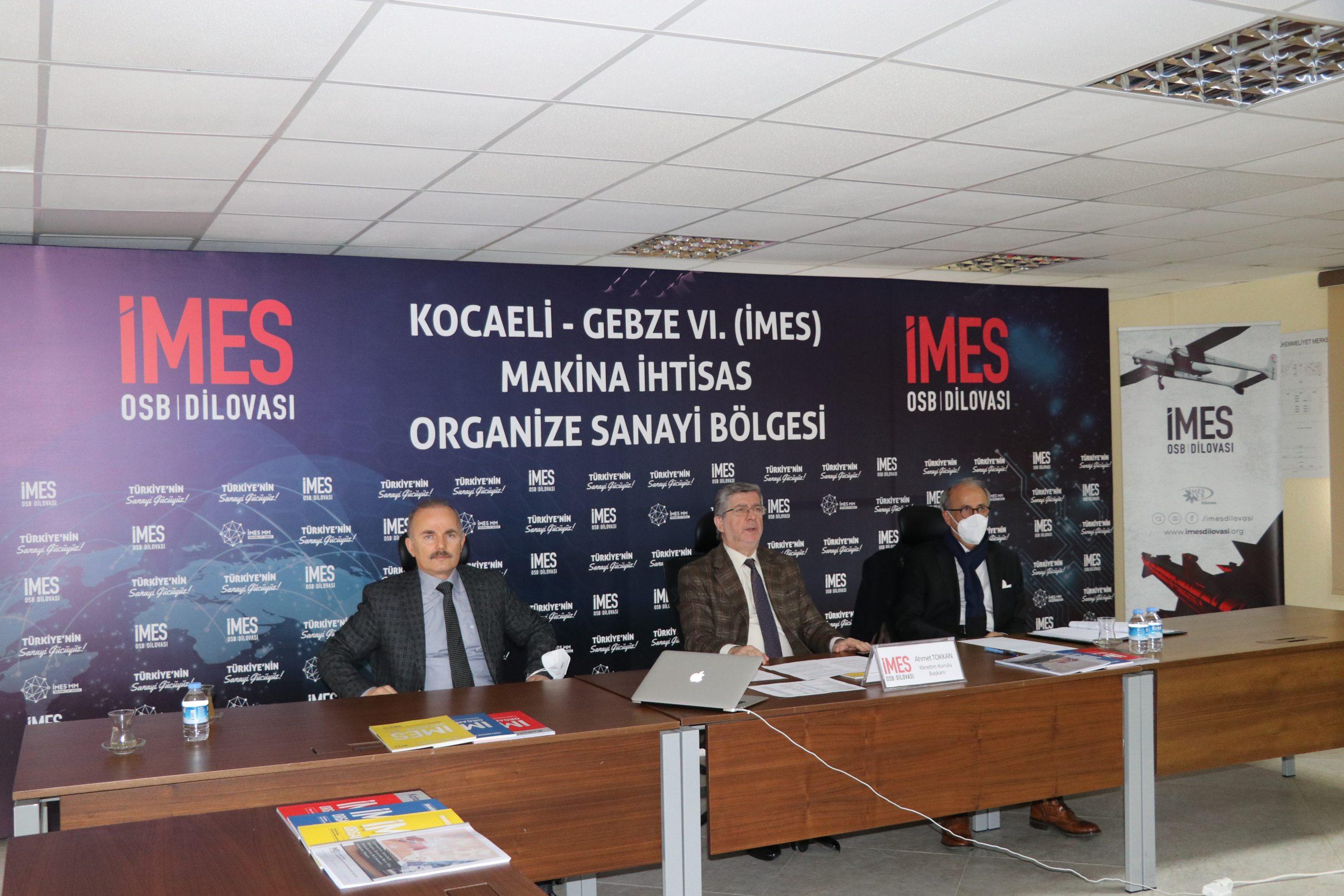 İMES Dilovası OSB, SAHA İstanbul ile İş Birliğini Sürdürüyor